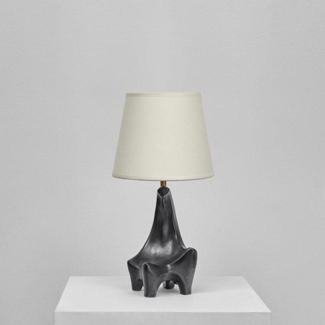 Georges Jouve, Lampe zoomorphe