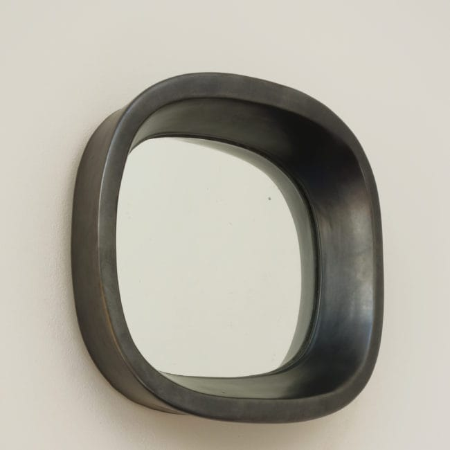 Georges Jouve, Rare mirror