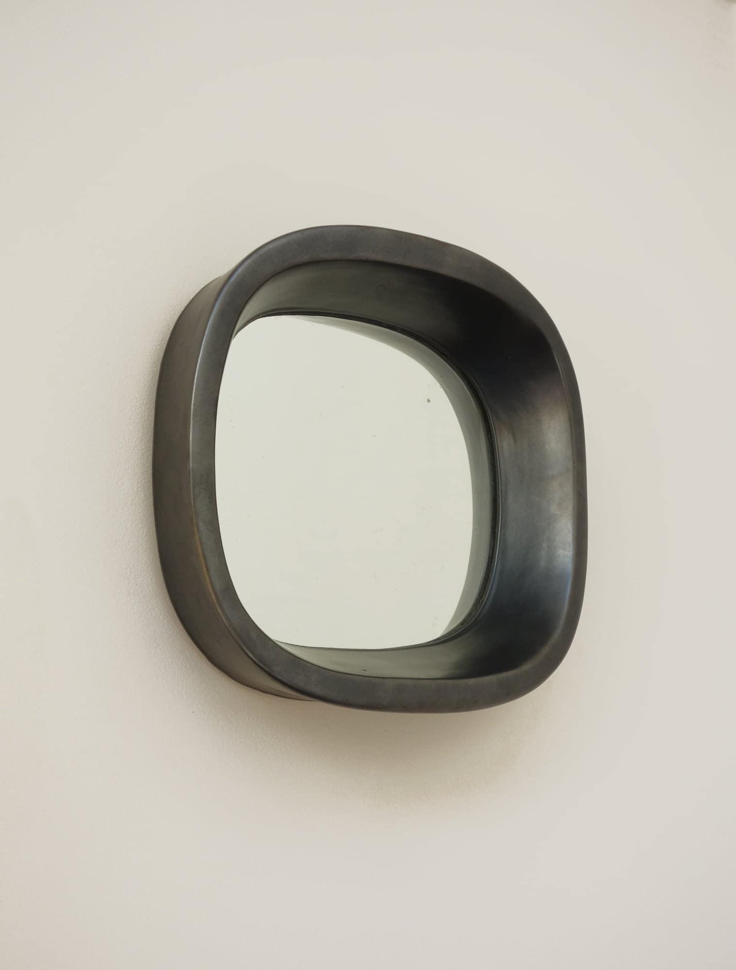 Georges Jouve, Rare miroir, vue 01