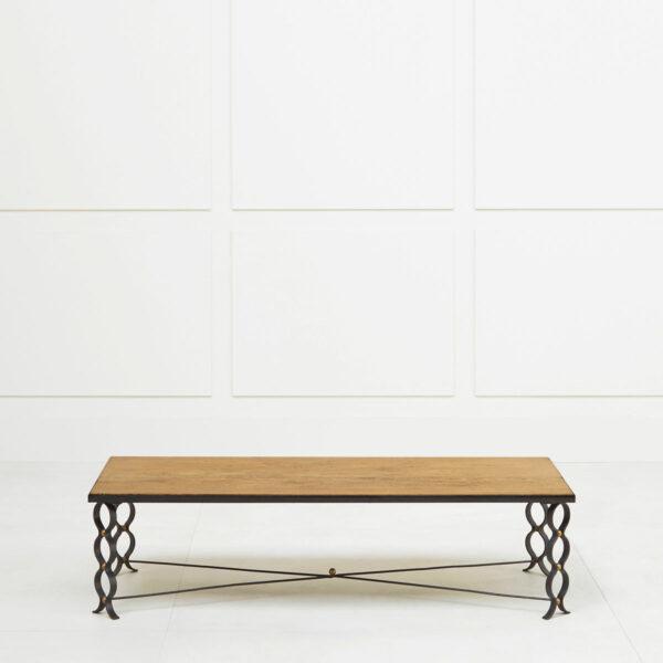 "Jean Royère, ""Ruban"" coffee table"