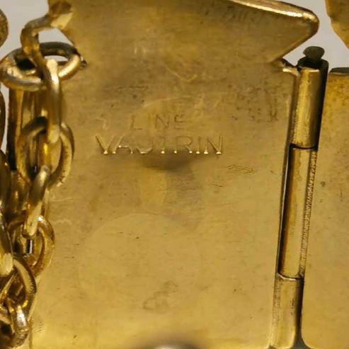 """Line Vautrin, Bracelet """"Ramses"""", vue 02"""