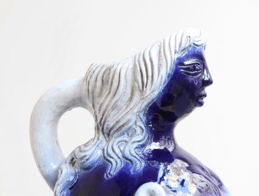 """Georges Jouve, Vase """"Femme Nichon"""", vue 04"""