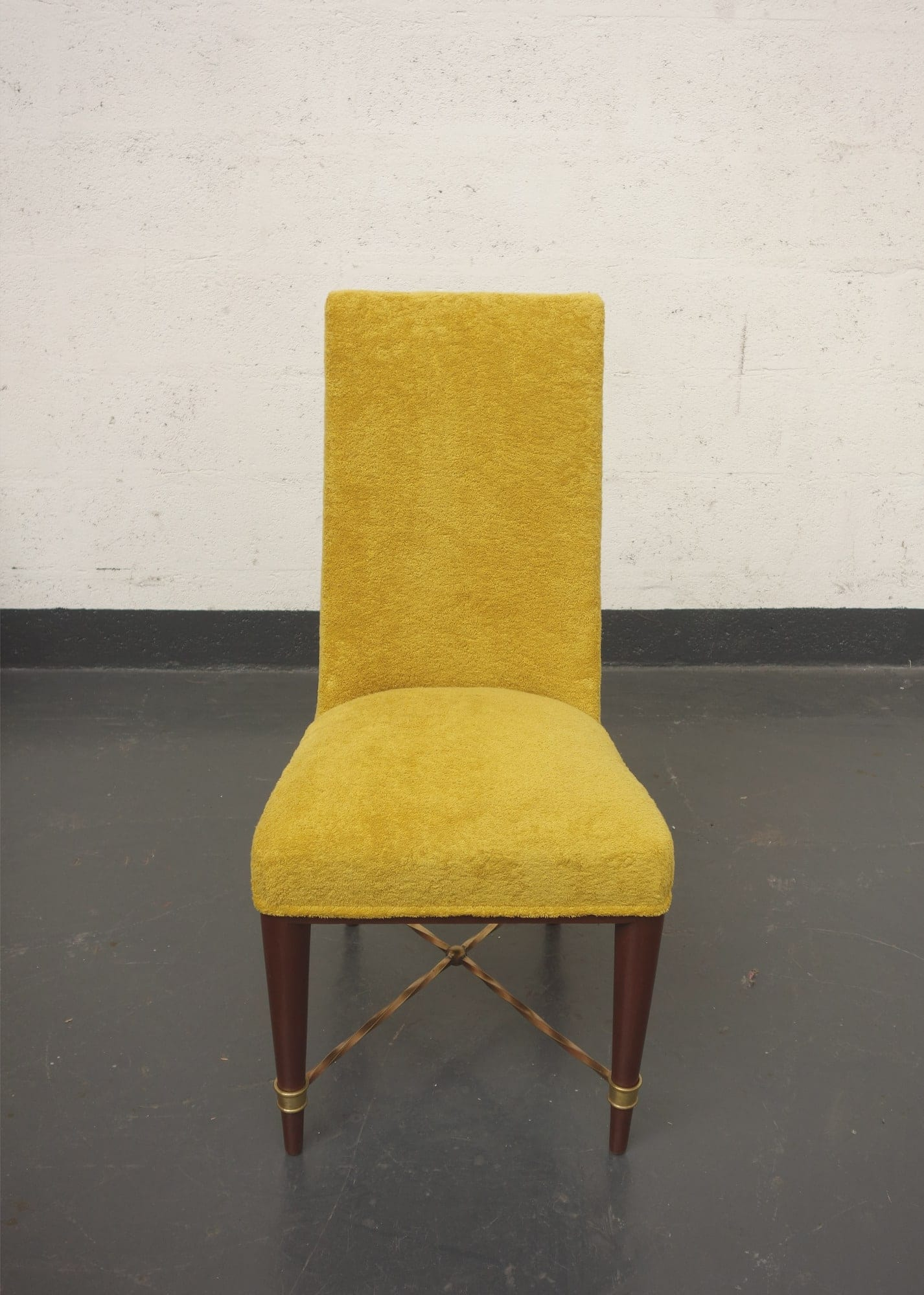 Jean Royère, Set of 8 chairs, vue 03