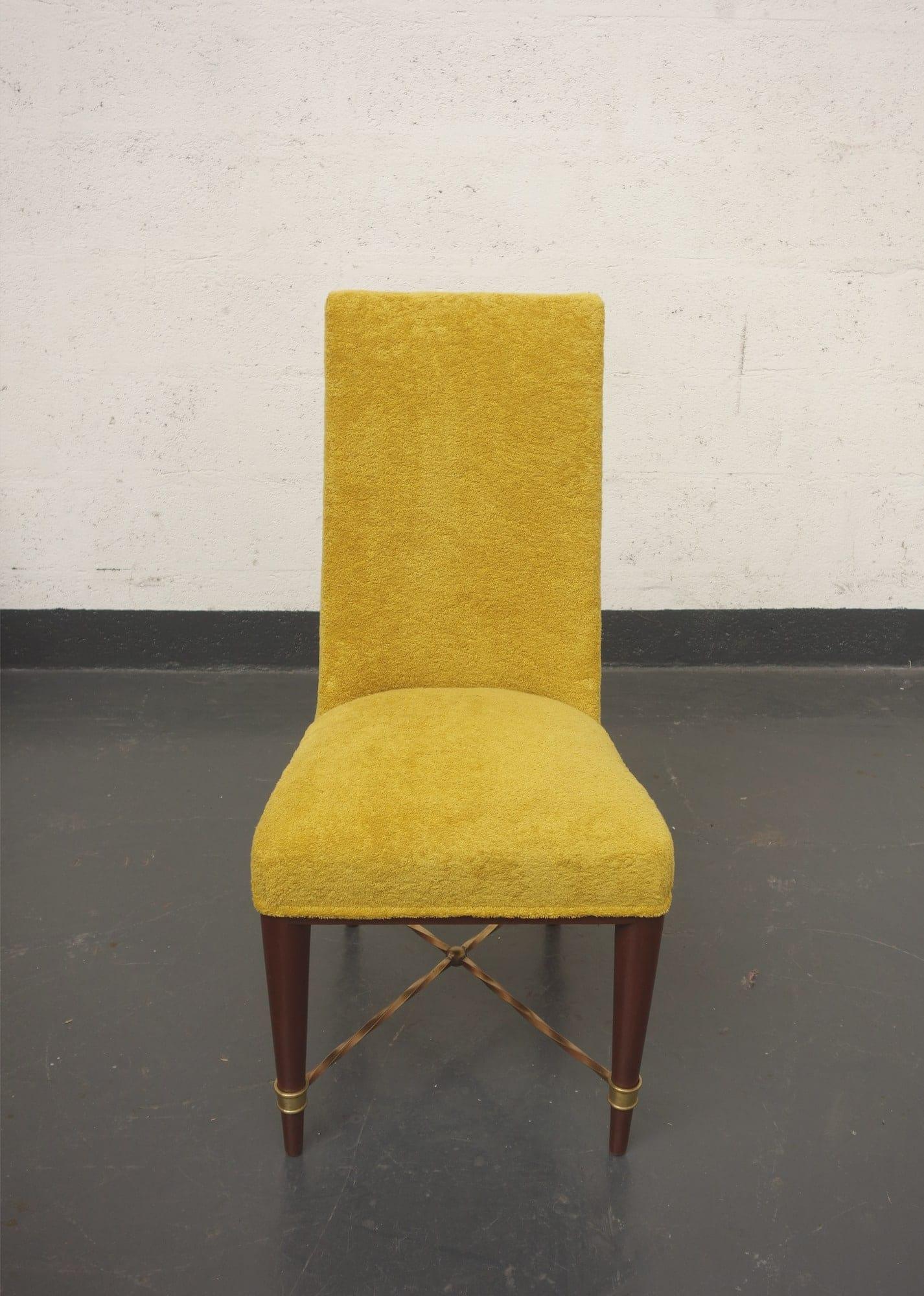 Jean Royère, Suite de 8 chaises, vue 03