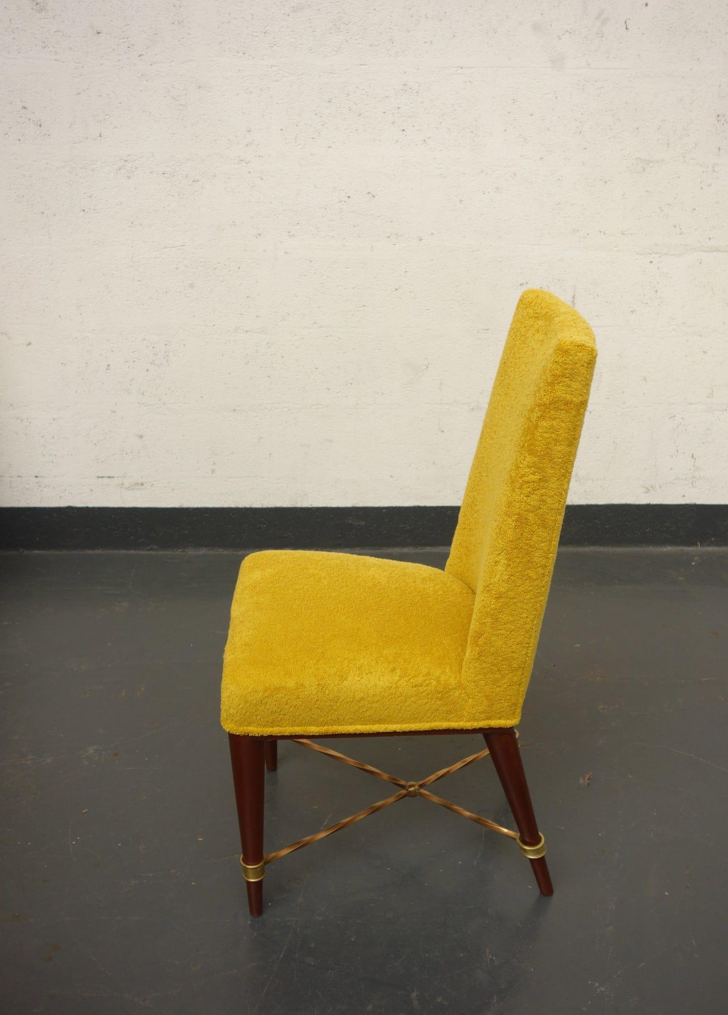 Jean Royère, Suite de 8 chaises, vue 04
