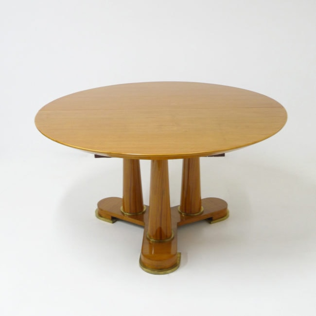 Jean Royère, Table en citronnier verni