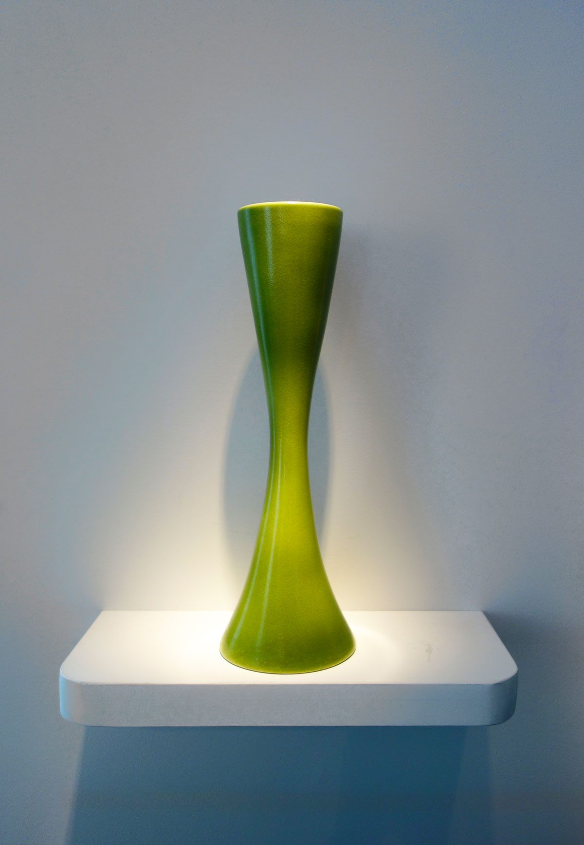 Denyse Gatard, Vase «Diabolo», vue 01
