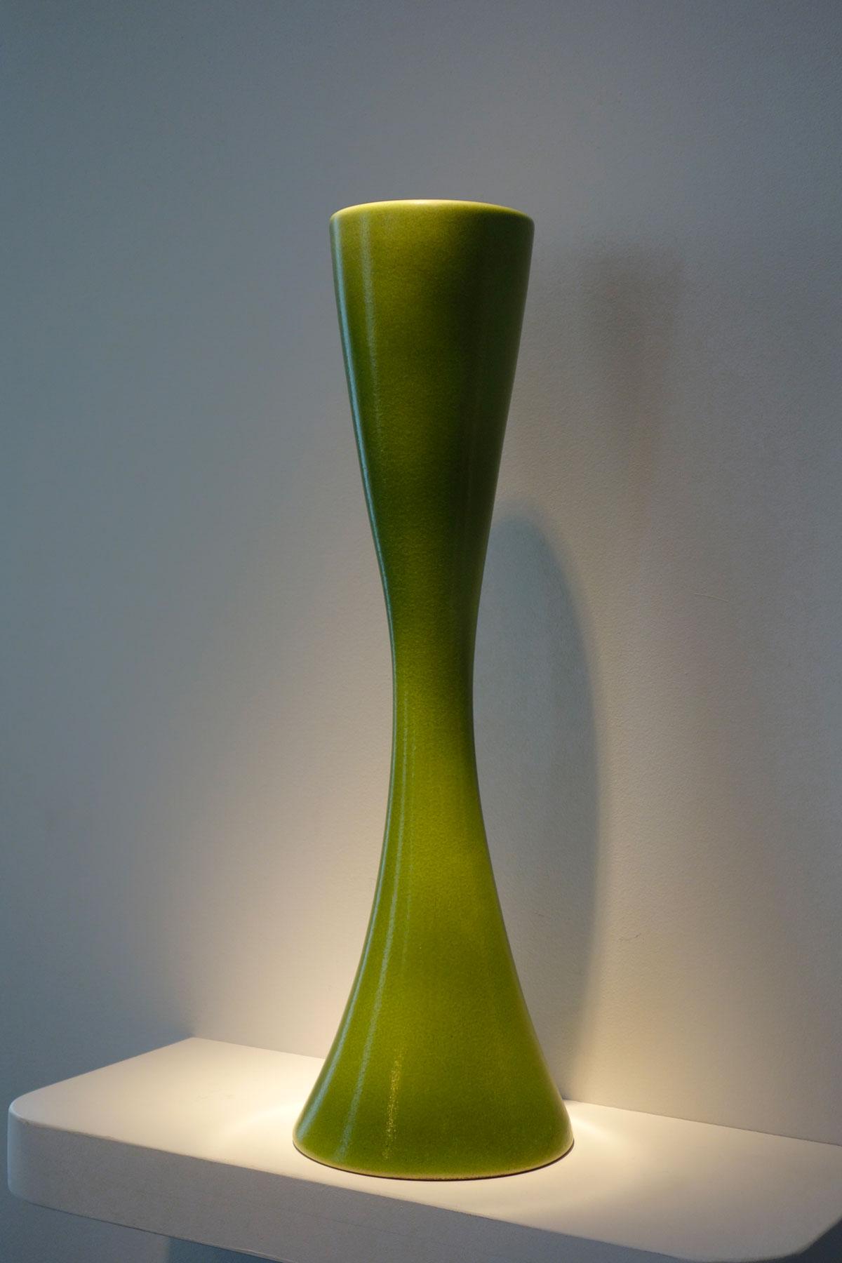 Denyse Gatard, Vase «Diabolo», vue 02