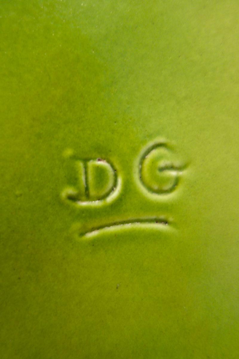 Denyse Gatard, Vase «Diabolo», vue 03