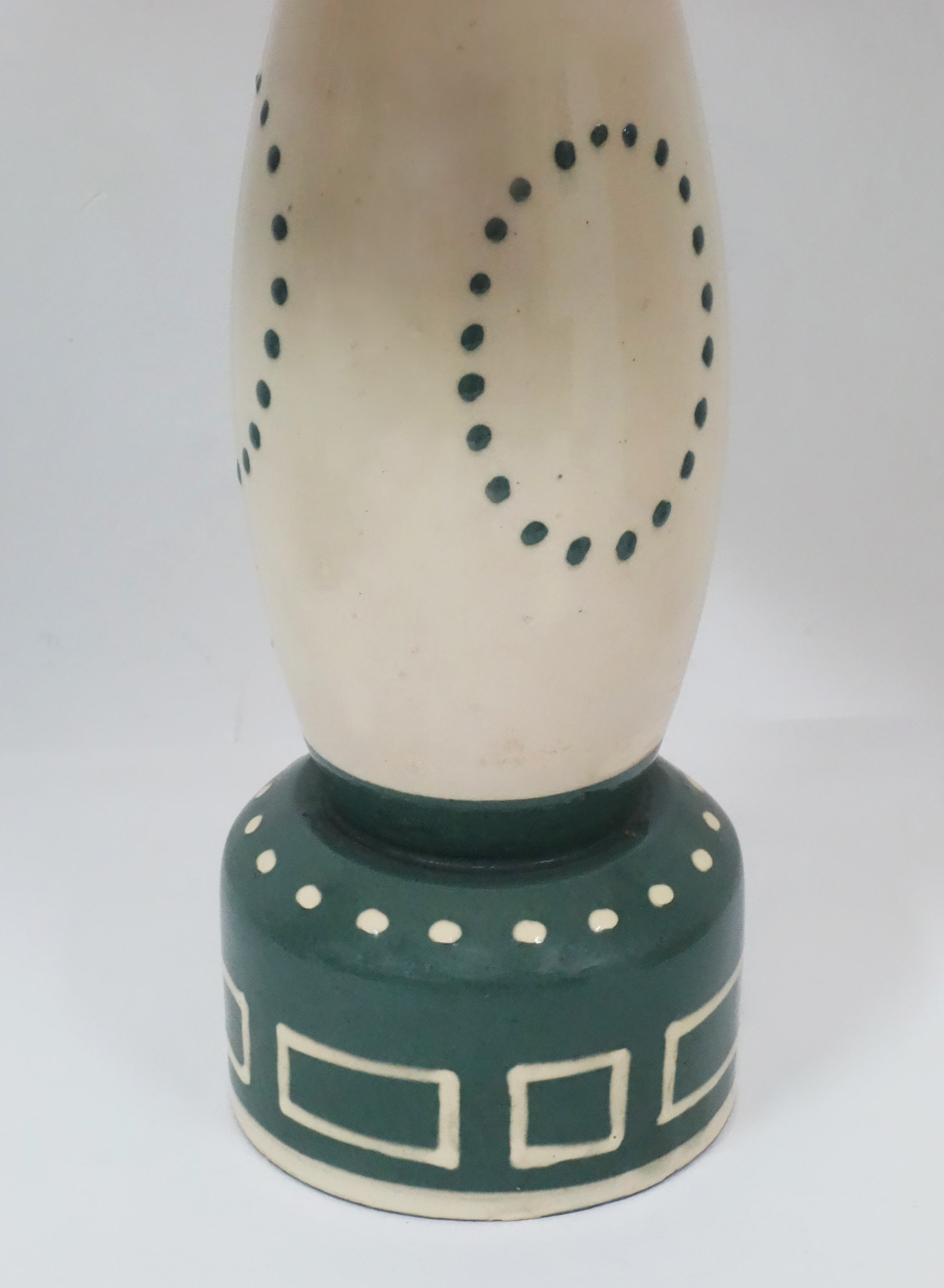 Francis Jourdain, Lampe à poser en céramique (vendue), vue 04