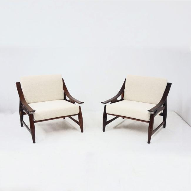 Liceu de Artes e Oficios, Pair of armchairs