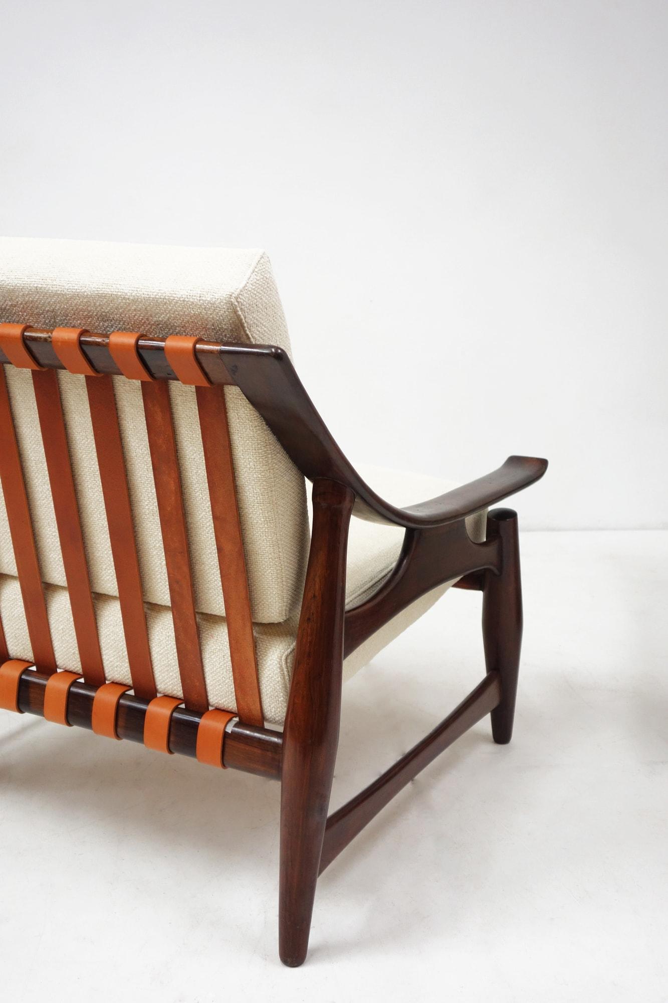 Liceu de Artes e Oficios, Paire de fauteuils, vue 03