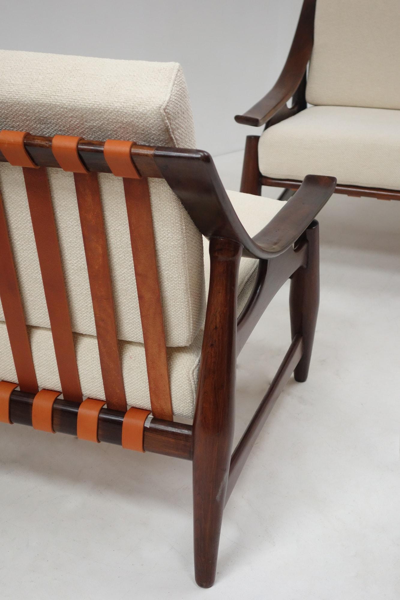 Liceu de Artes e Oficios, Paire de fauteuils, vue 05