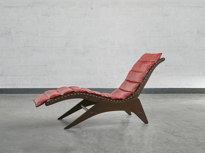 Jose Zanine Caldas, Chaise longue, vue 02