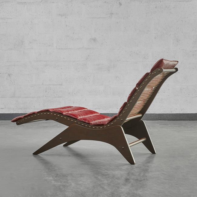 Jose Zanine Caldas, Chaise longue