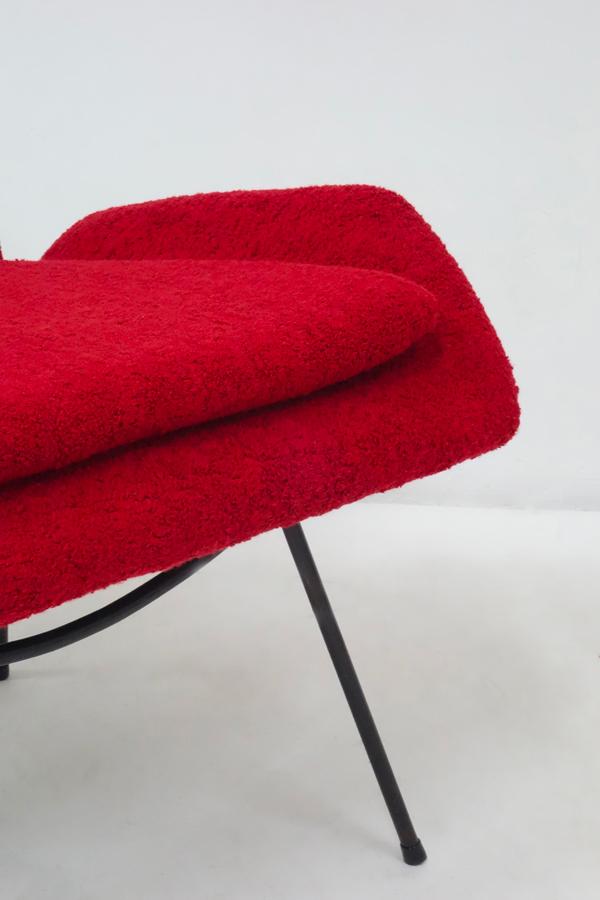 Carlo Hauner & Martin Eisler, Pair of armchairs, vue 04