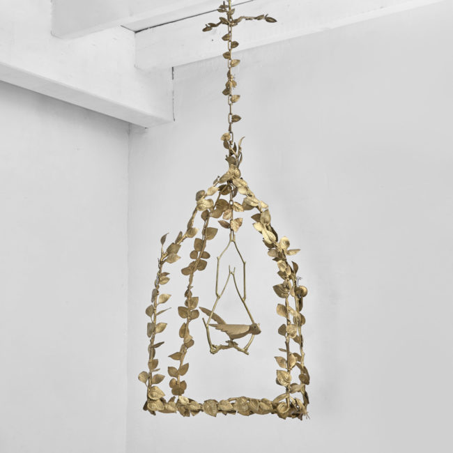 Joy de Rohan Chabot, Lanterne «L'Oiseau suspendu»