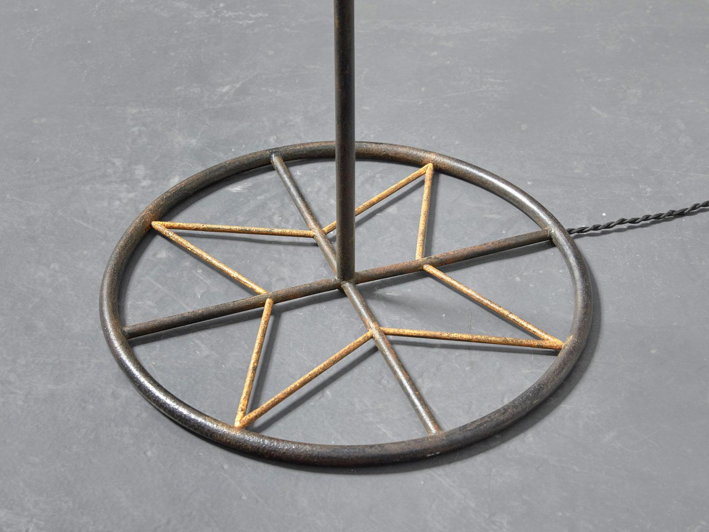 """Jean Royère, """"Ski"""" floor lamp, vue 03"""
