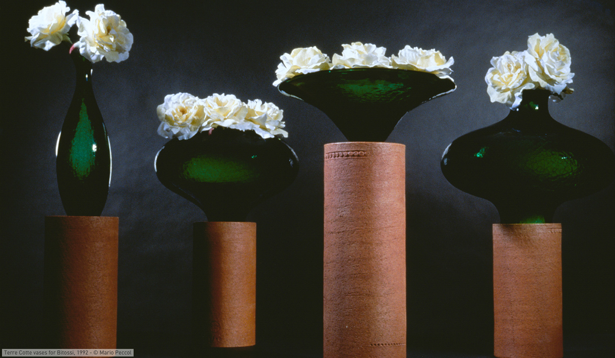 Matteo Thun, Ensemble de 5 vases, vue 07
