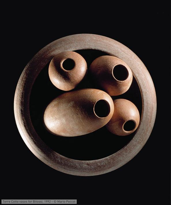 Matteo Thun, Ensemble de 5 vases, vue 08