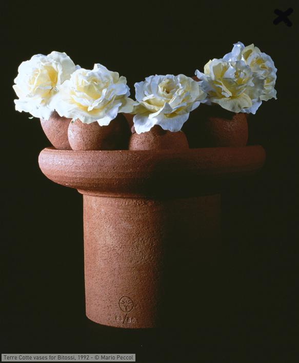 Matteo Thun, Ensemble de 5 vases, vue 09