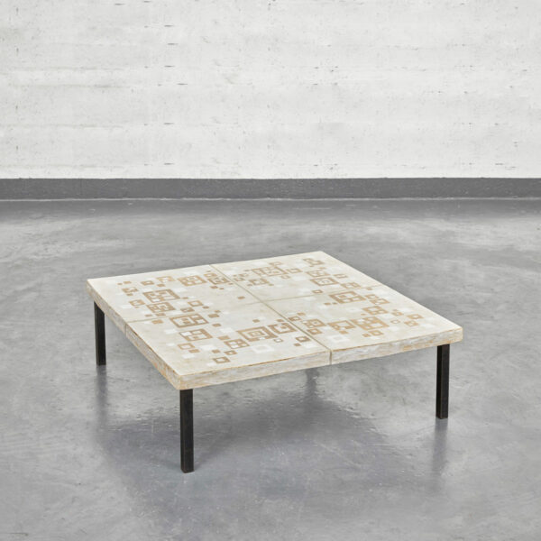 André Borderie, Table basse