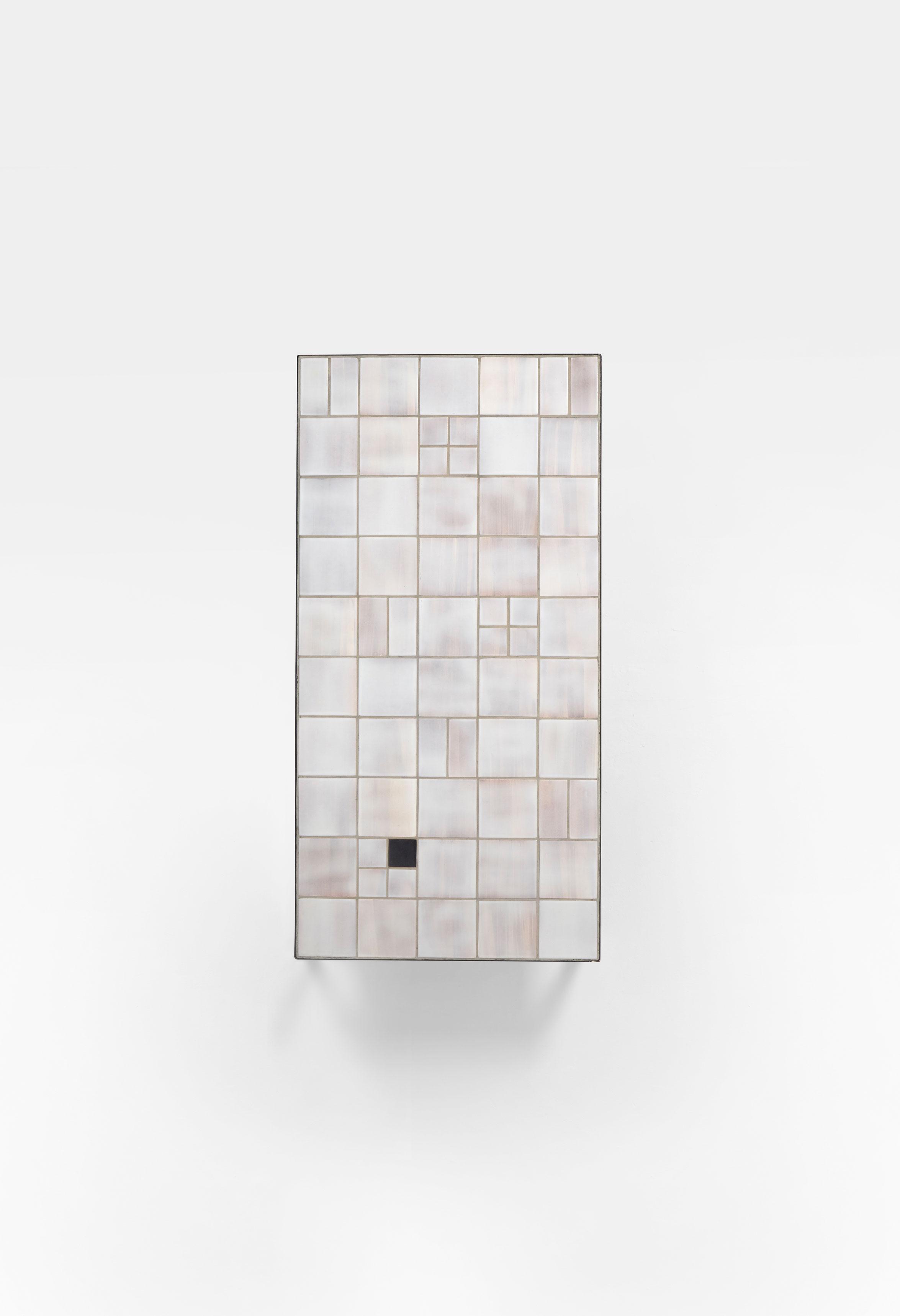 Georges Jouve, Table basse en céramique, vue 02