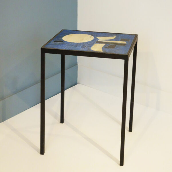 André Borderie, Table d'appoint