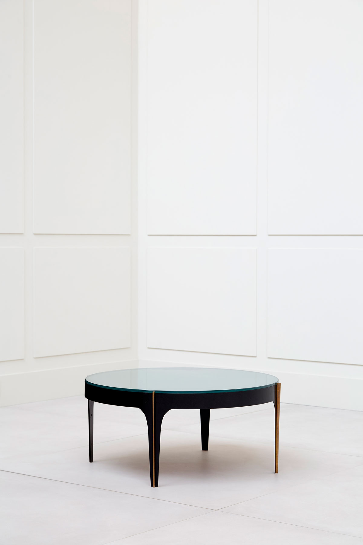 Max Ingrand & Fontana Arte, Table basse modèle 1774, vue 01