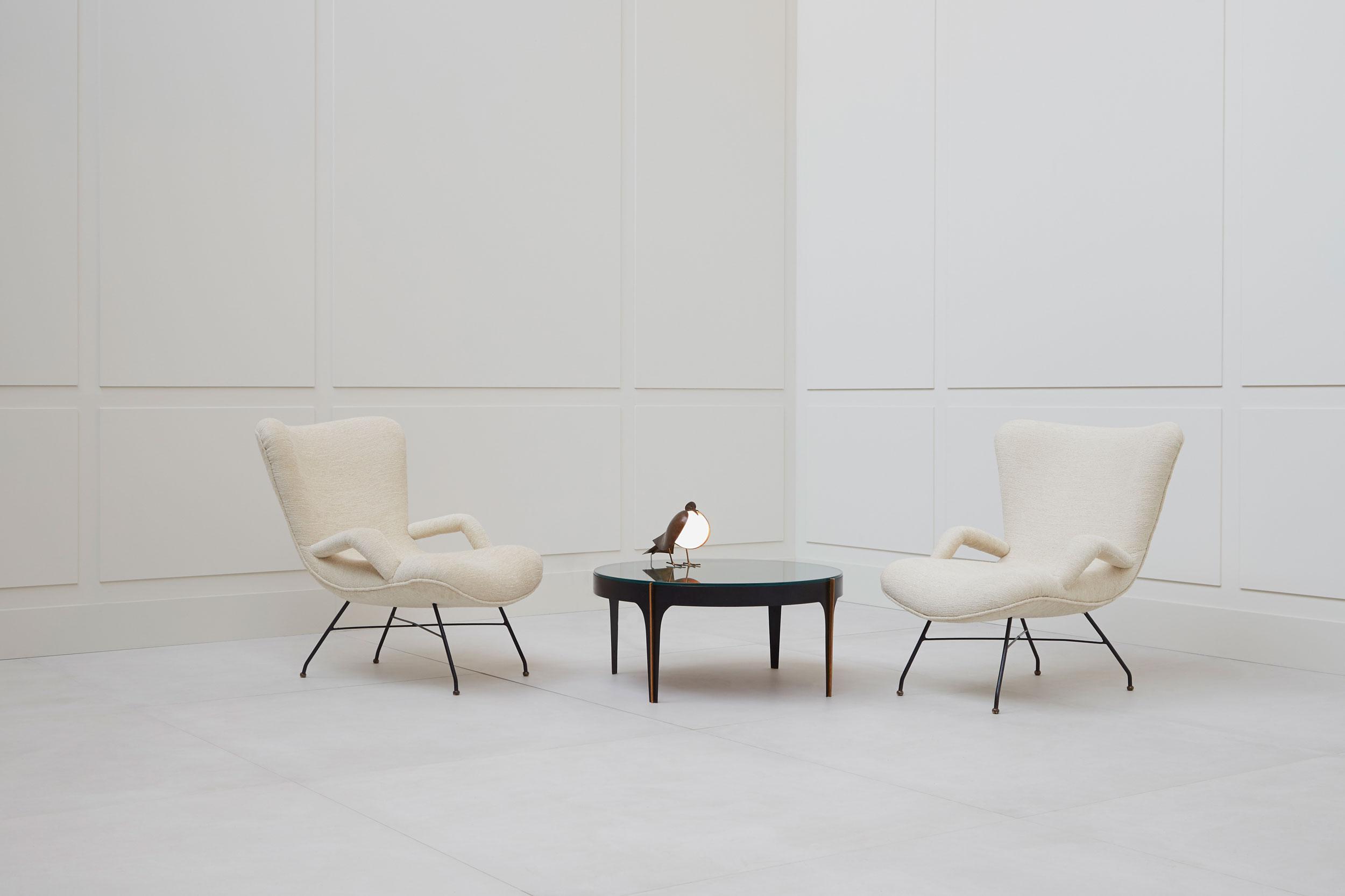 Max Ingrand & Fontana Arte, Table basse modèle 1774, vue 02