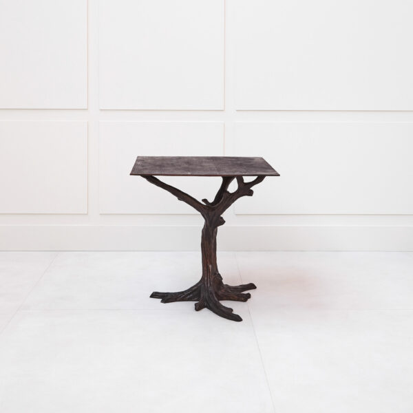 Joy de Rohan Chabot, Guéridon «L'Arbre de bronze»