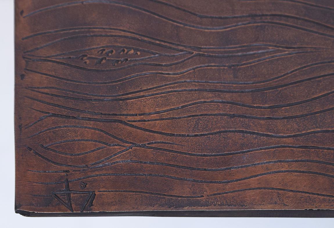 Joy de Rohan Chabot, Guéridon «L'Arbre de bronze», vue 04