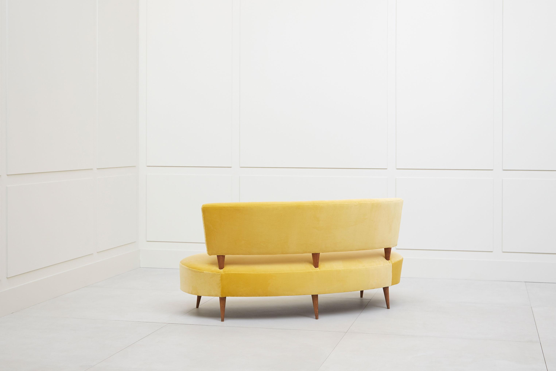 Joaquim Tenreiro, sofa, vue 04