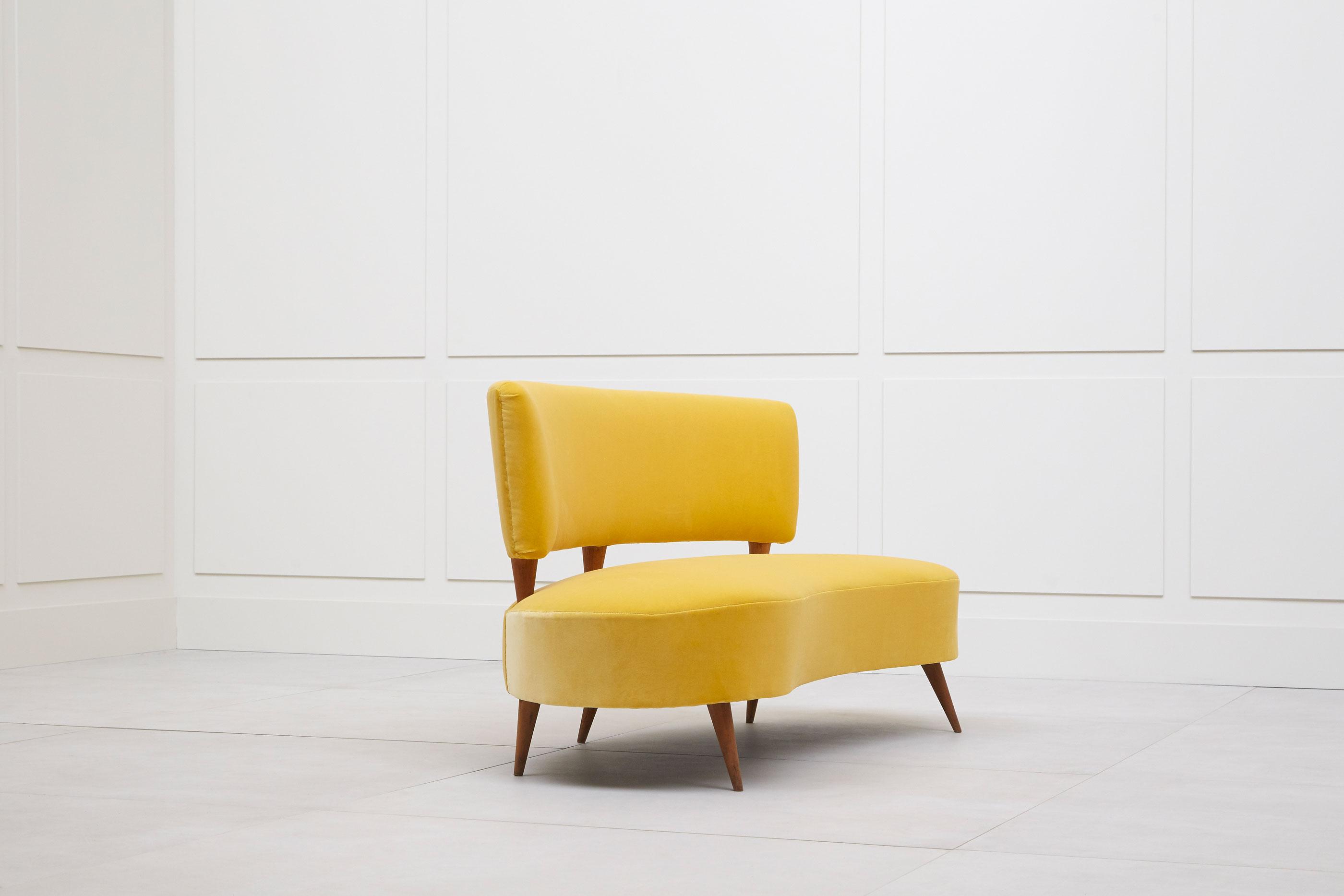 Joaquim Tenreiro, sofa, vue 03