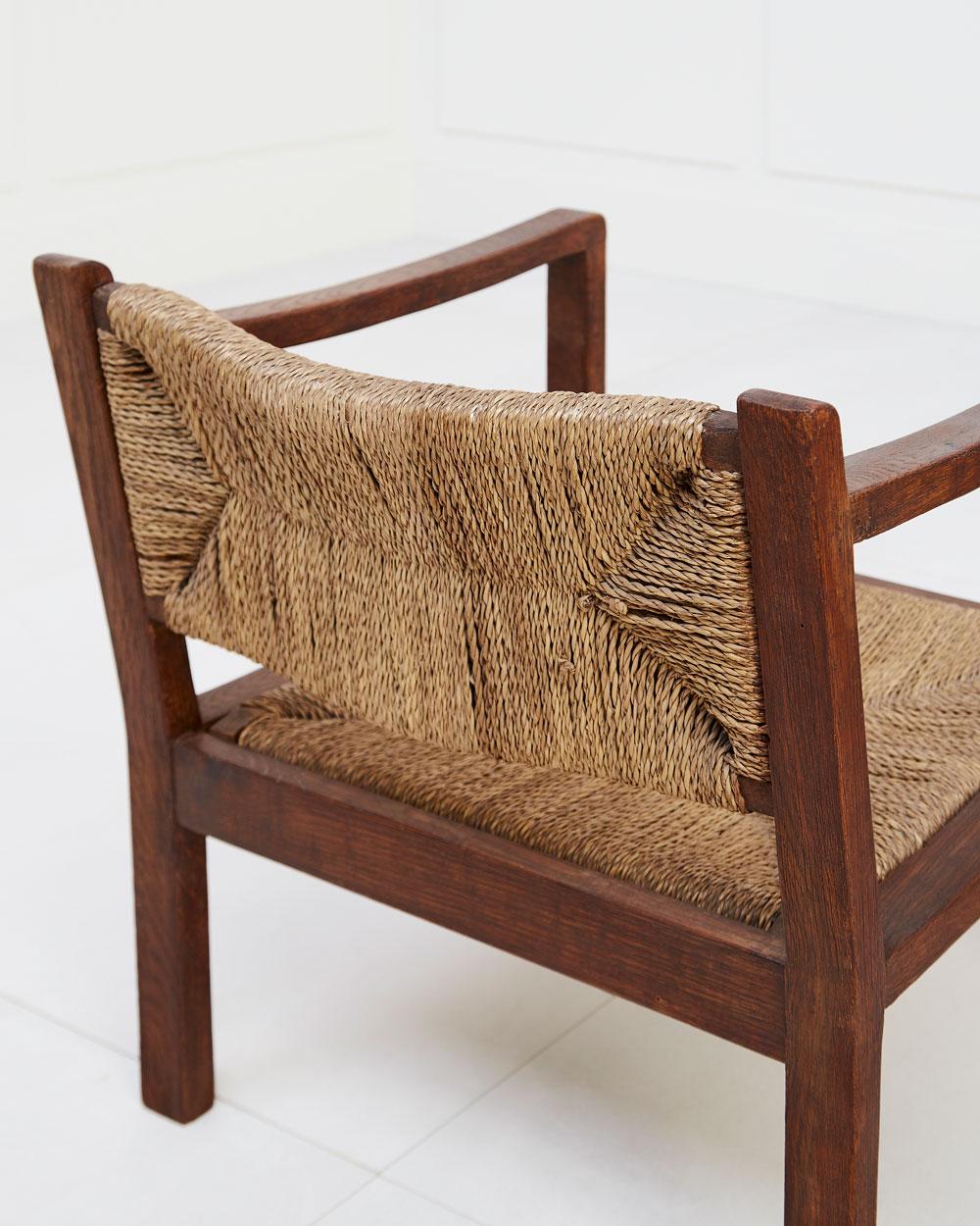 Eyre de Lanux, Paire de fauteuils, vue 04
