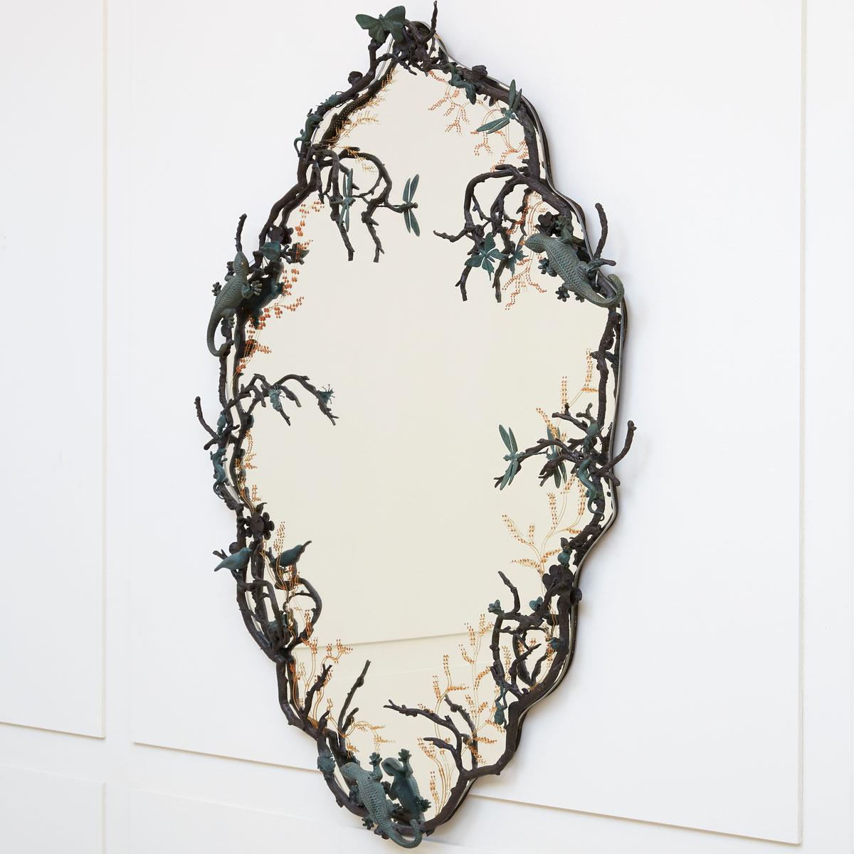 """Joy de Rohan Chabot, Miroir """"Les Chasseurs de Mai"""", vue 01"""