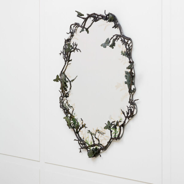 "Joy de Rohan Chabot, Miroir ""Les Chasseurs de Mai"""