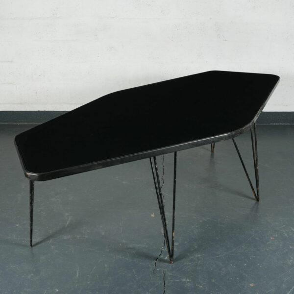 Joaquim Tenreiro, Importante et rare table «Abstrata»