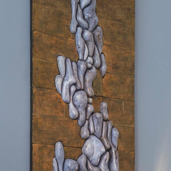 André-Aleth Masson, «Cascade of pebbles»