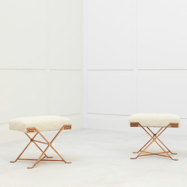 Marcel Coard, Pair of stools