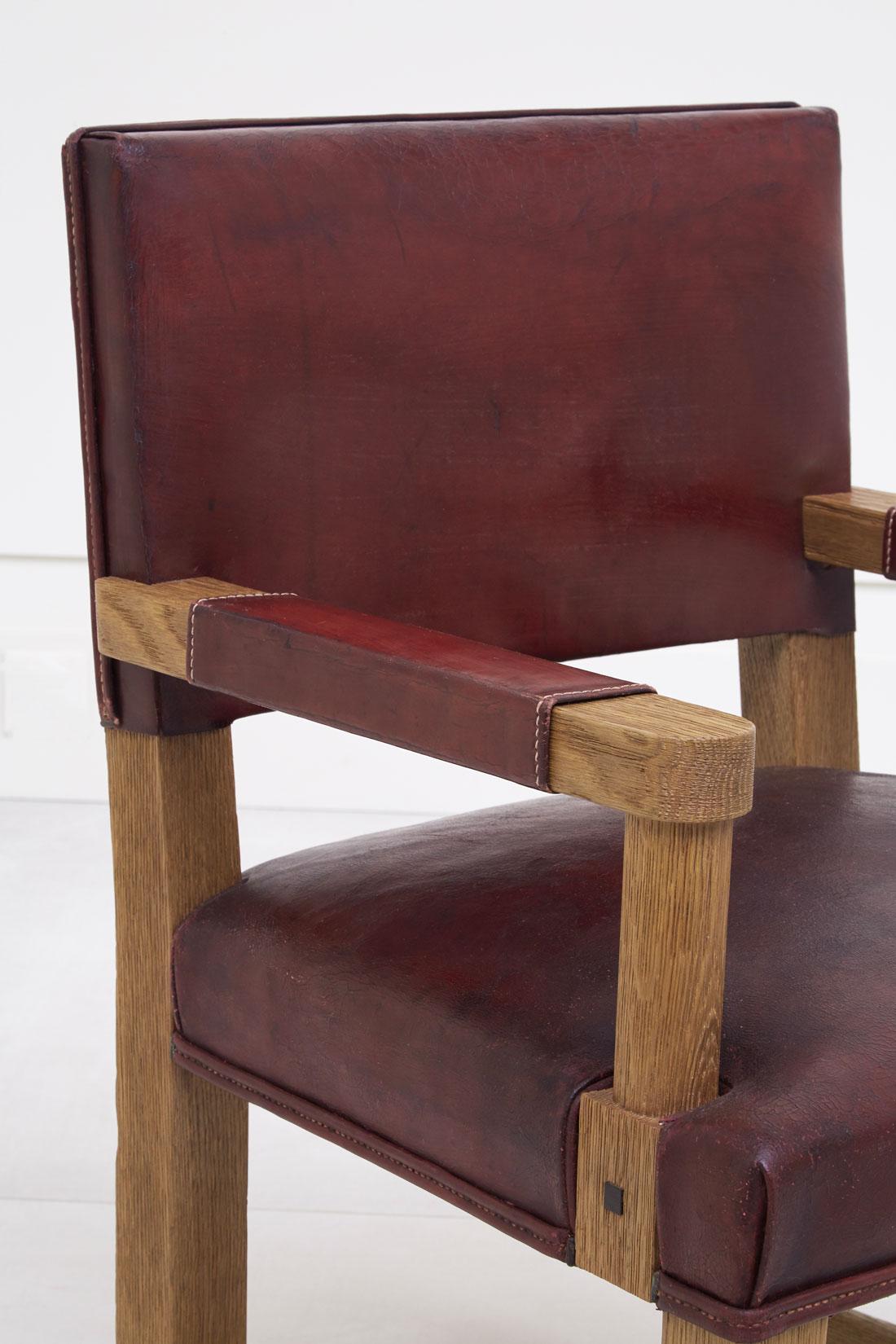 Paul Dupré-Lafon, Paire de fauteuils, vue 03