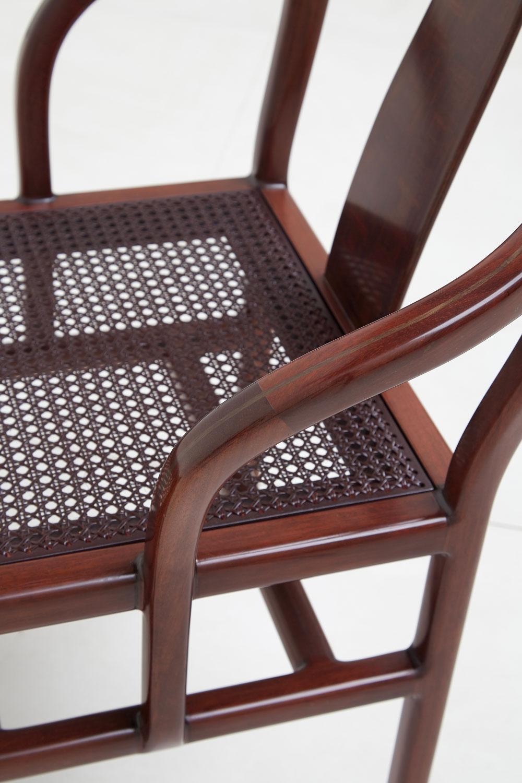 Pierre Paulin, Paire de fauteuils «Palmettes», vue 03